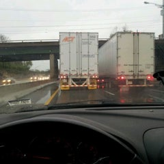 Photo taken at Traffic HELL!  by Courtney H. on 3/15/2012