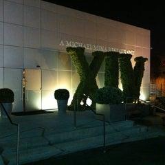 Photo taken at XIV by Michael Mina by Richard M. on 5/25/2011