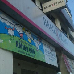 Photo taken at Bank Islam by Abg S. on 2/20/2012