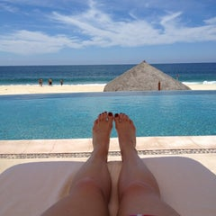Photo taken at Las Ventanas al Paraíso by Sally on 7/20/2012