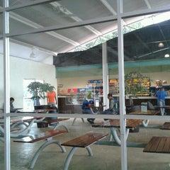 Photo taken at Terminal de Autobuses Nuevo Milenio de Zapopan by Marko A. on 8/24/2012
