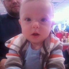 Photo taken at Mary's Diner by Stephanie B. on 10/21/2011