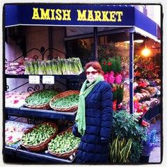 Photo taken at Amish Market Tribeca by Eric V. on 11/24/2011