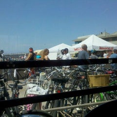 Photo taken at Fiesta Hermosa by Peggy M. on 9/5/2011