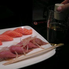 Photo taken at Red Coral Sushi by Troy C. on 12/4/2011