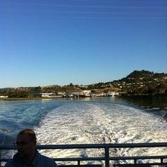 Photo taken at Golden Gate Larkspur Ferry Terminal by Martin B. on 6/11/2012