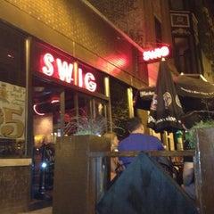 Photo taken at Swig by Lauren M. on 5/28/2012