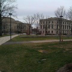 Photo taken at Case Western Reserve University by Larry Y. on 1/11/2012