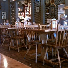 Photo taken at Cracker Barrel Old Country Store by Cresha F. on 6/28/2011