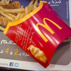 Photo taken at McDonald's   ماكدونالدز by saeed A. on 8/24/2012