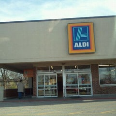 Photo taken at Aldi by Melanie R. on 12/16/2011