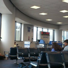 Photo taken at Gate C86 by Fernando V. on 9/3/2012