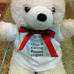 Photo taken at YoguRoute by Kimberly M. on 9/13/2011