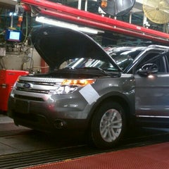 Photo taken at Ford Chicago Assembly Plant by John B. on 8/18/2011