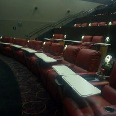 Photo taken at AMC Dine-in Theatres Esplanade 14 by Mike O. on 10/3/2011