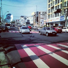 Photo taken at Avenida Djalma Batista by Dharllany M. on 8/11/2012
