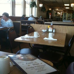 Photo taken at Four Star Family Restaurant by Corey S. on 4/17/2012