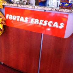Photo taken at Frutas Frescas by Crumbs on 3/29/2012