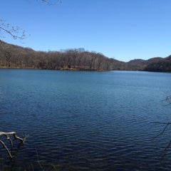 Photo taken at Radnor Lake State Park by Matthew S. on 3/11/2012