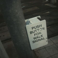 Photo taken at TriMet E 122nd Ave MAX Station by Josh J. on 1/31/2012