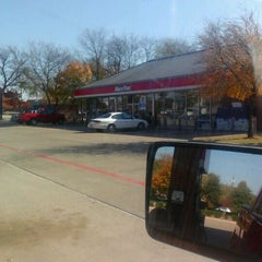 Photo taken at RaceTrac by Aaron P. on 12/7/2011