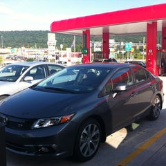 Photo taken at Sheetz by Miko on 6/15/2012