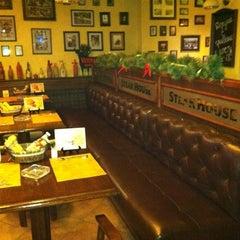 Photo taken at SteakHouse by Igor V. on 1/4/2012