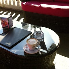 Photo taken at El Casco Tennis Club by Silvia F. on 5/12/2012