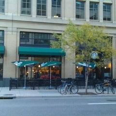 Photo taken at Starbucks by Bryan G. on 10/19/2011