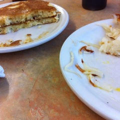 Photo taken at Moore's Family Restaurant by Seth D. on 1/19/2012