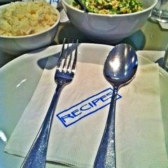 Photo taken at Recipes by Café Metro by Monai E. on 5/11/2012