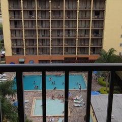 Photo taken at Holiday Inn Orlando Sw - Celebration Area by Renee Wilder C. on 7/8/2012