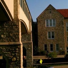 Photo taken at University of Missouri-Kansas City (UMKC) by Sarah N. on 8/31/2011