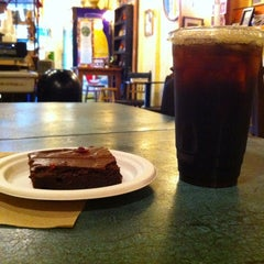 Photo taken at Kookoo Cafe by Mariel F. on 8/20/2012