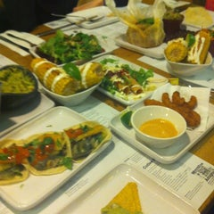 Photo taken at Wahaca by Michelle W. on 8/7/2012