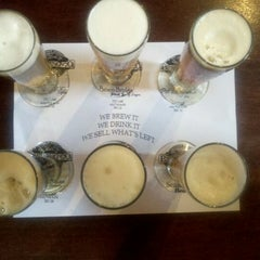 Photo taken at Market Street Brewing Company by Nicole M. on 11/11/2011