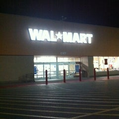 Photo taken at Walmart by Joey A. on 7/25/2011
