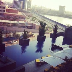 Photo taken at Trident Bandra Kurla - Mumbai by Hazel on 1/27/2012