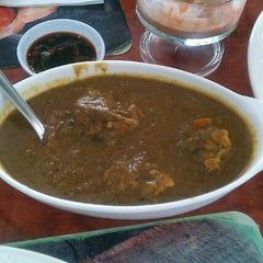 Photo taken at Mahaashri Restaurant by Jynne C. on 5/25/2011