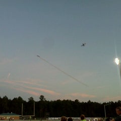 Photo taken at Fleming Island High School by Jaime D. on 9/30/2011