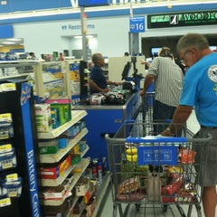 Photo taken at Walmart Supercenter by Jesse S. on 6/23/2012