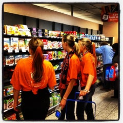 Photo taken at Albert Heijn by Ria B. on 6/13/2012