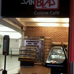 Photo taken at San Blas Cuisine Café by Alberto E. on 7/30/2012