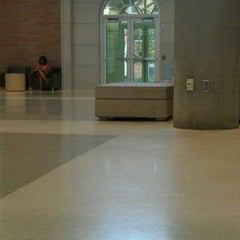 Photo taken at Life Sciences Complex by Jennifer G. on 8/30/2011