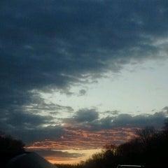 Photo taken at American Legion Memorial Bridge by Tabatha on 12/19/2011