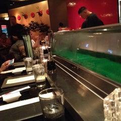 Photo taken at Sushi Tango by Sao M. on 7/2/2012