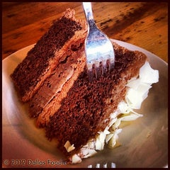 Photo taken at Company Cafe by Dallas Foodie (. on 7/11/2012