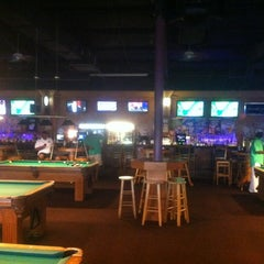 Photo taken at Backstage Billards by Didimo D. on 8/11/2012