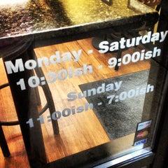 Photo taken at Honey Treat Yogurt by Monica R. on 8/25/2012