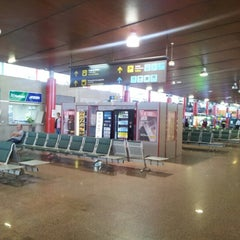 Photo taken at Aeropuerto de Vigo (VGO) by Ramon G. on 7/9/2012